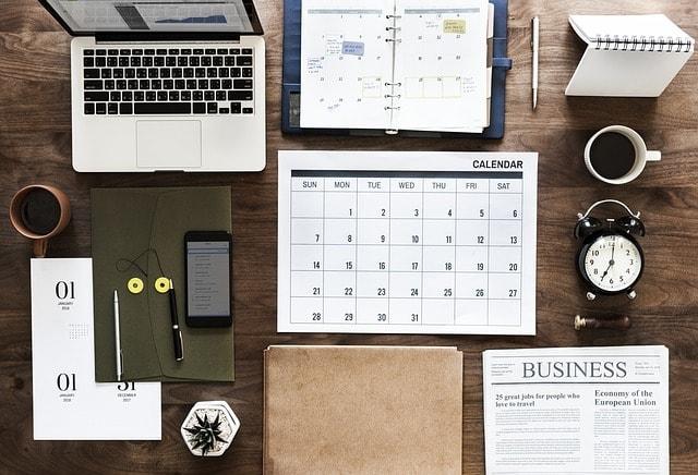 Calendrier éditorial | Les 5 meilleurs outils